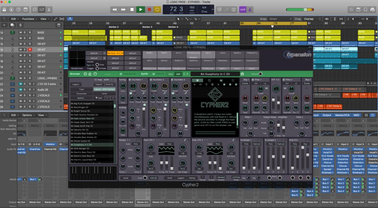 sound design software